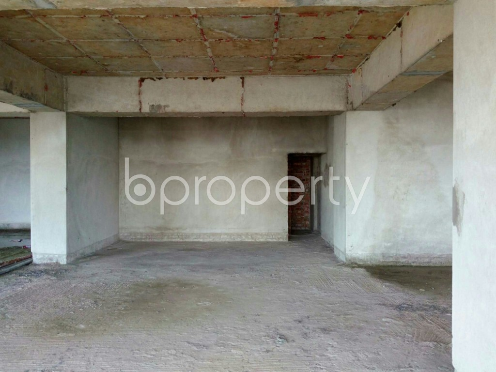 Commercial inside - Office for Sale in Double Mooring, Chattogram - 1913822