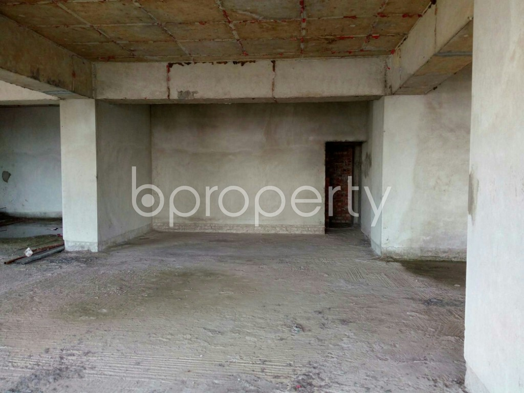 Commercial inside - Office for Sale in Double Mooring, Chattogram - 1913834