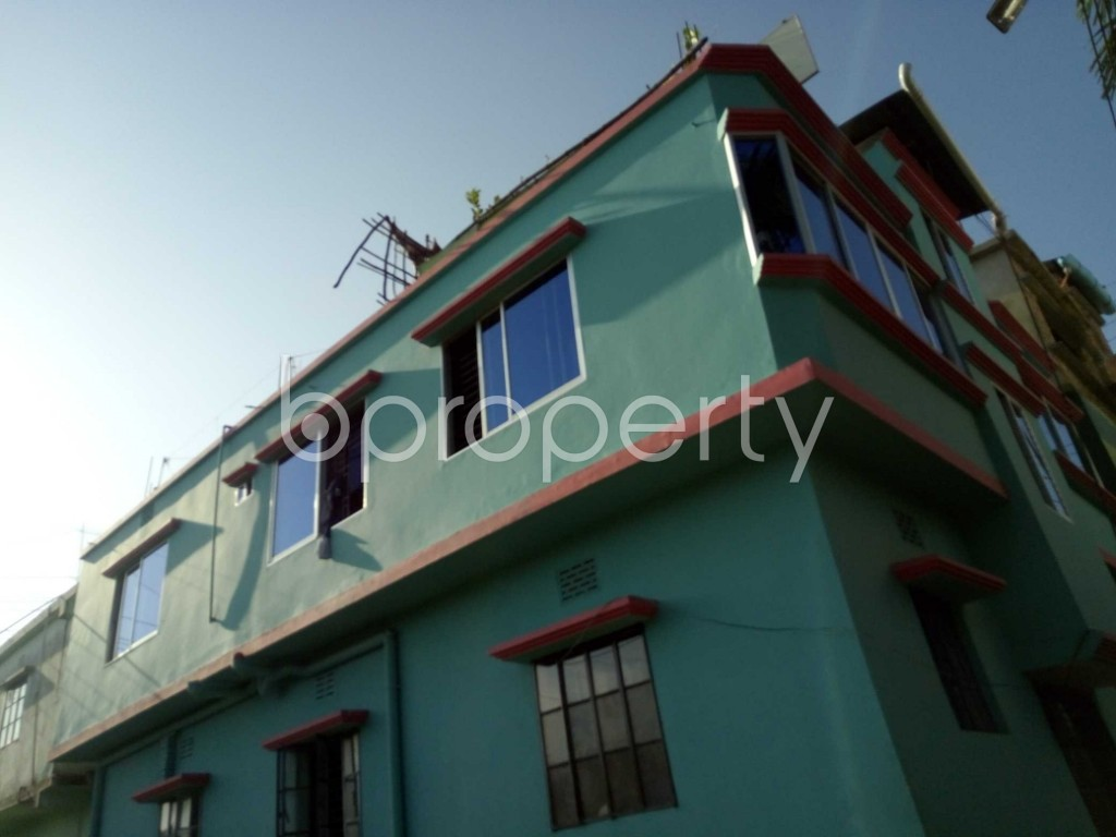 Outside view - 2 Bed Apartment to Rent in Patenga, Chattogram - 1913865