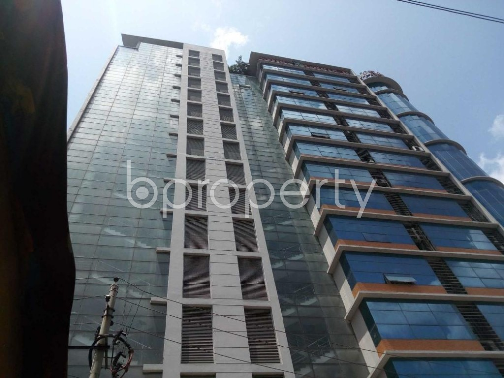 Front view - Office for Sale in Motijheel, Dhaka - 1913878