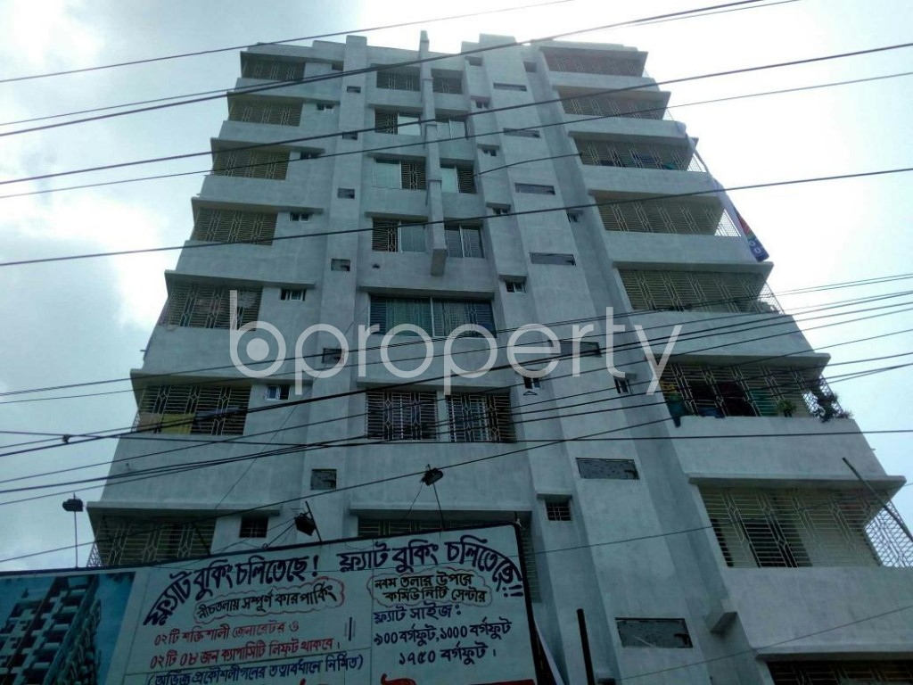 Front view - 2 Bed Apartment for Sale in Gazipur Sadar Upazila, Gazipur - 1913888