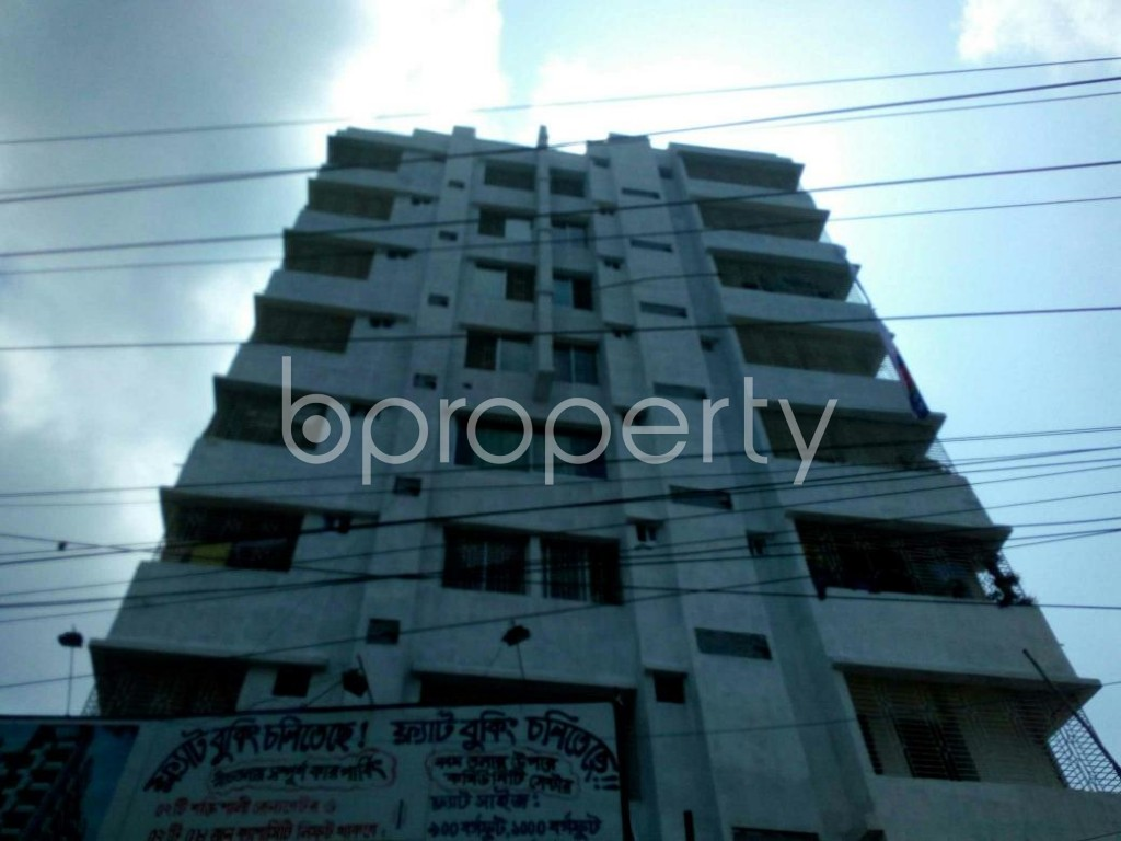 Front view - 2 Bed Apartment for Sale in Gazipur Sadar Upazila, Gazipur - 1913892
