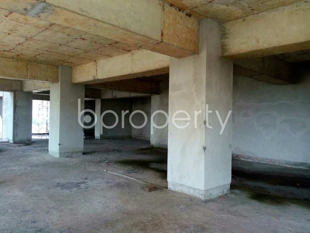 Commercial inside - Office for Sale in Double Mooring, Chattogram - 1913902