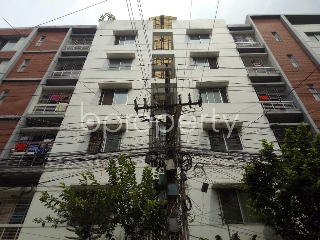 Front view - 3 Bed Apartment to Rent in Uttara, Dhaka - 1913982