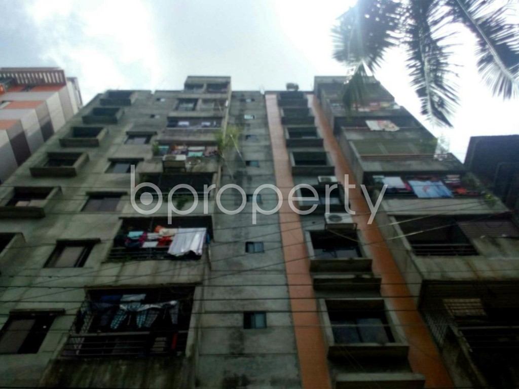 Front view - 3 Bed Apartment for Sale in Thakur Para, Cumilla - 1914024