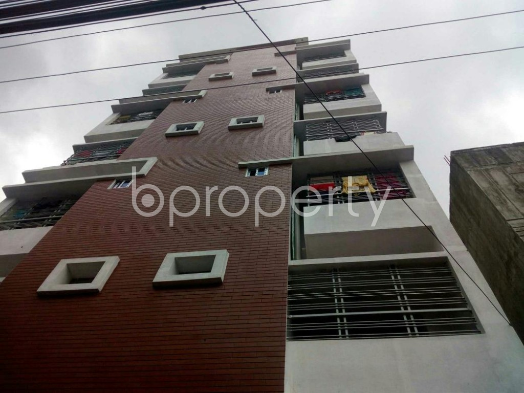 Front view - 2 Bed Apartment to Rent in East Nasirabad, Chattogram - 1914070