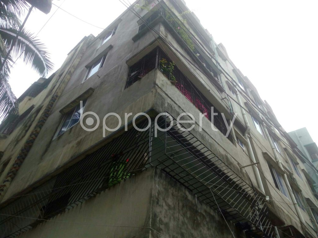 Outside view - 2 Bed Apartment for Sale in Badda, Dhaka - 1914086