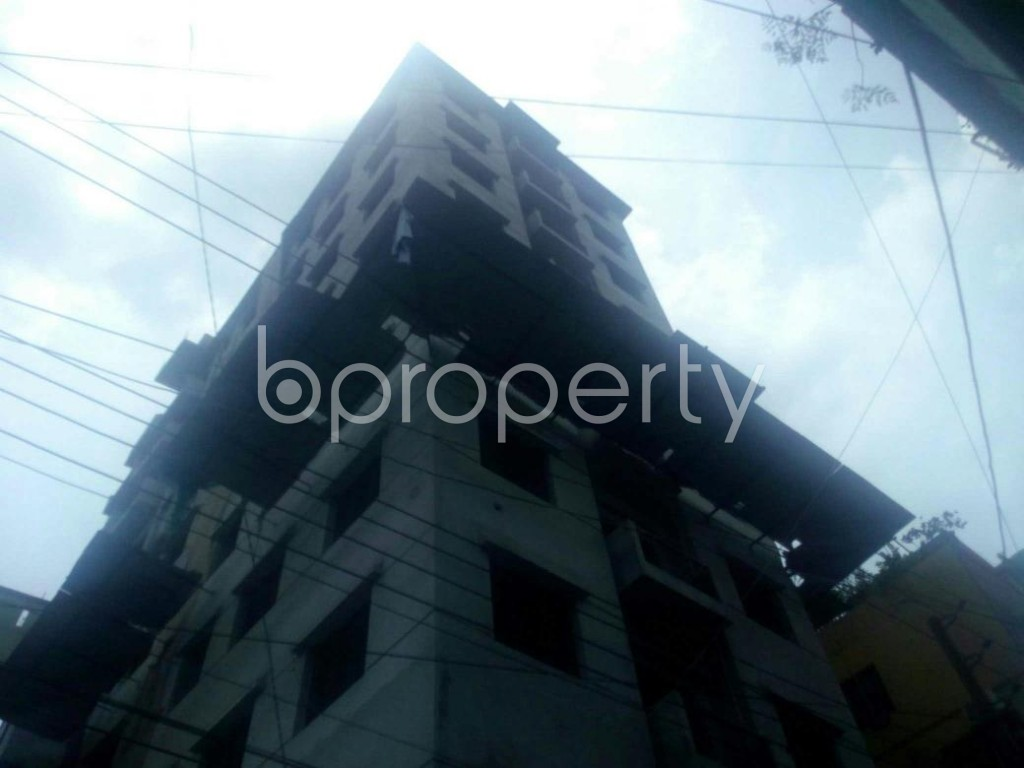 Outside view - 3 Bed Apartment for Sale in Rampura, Dhaka - 1914151