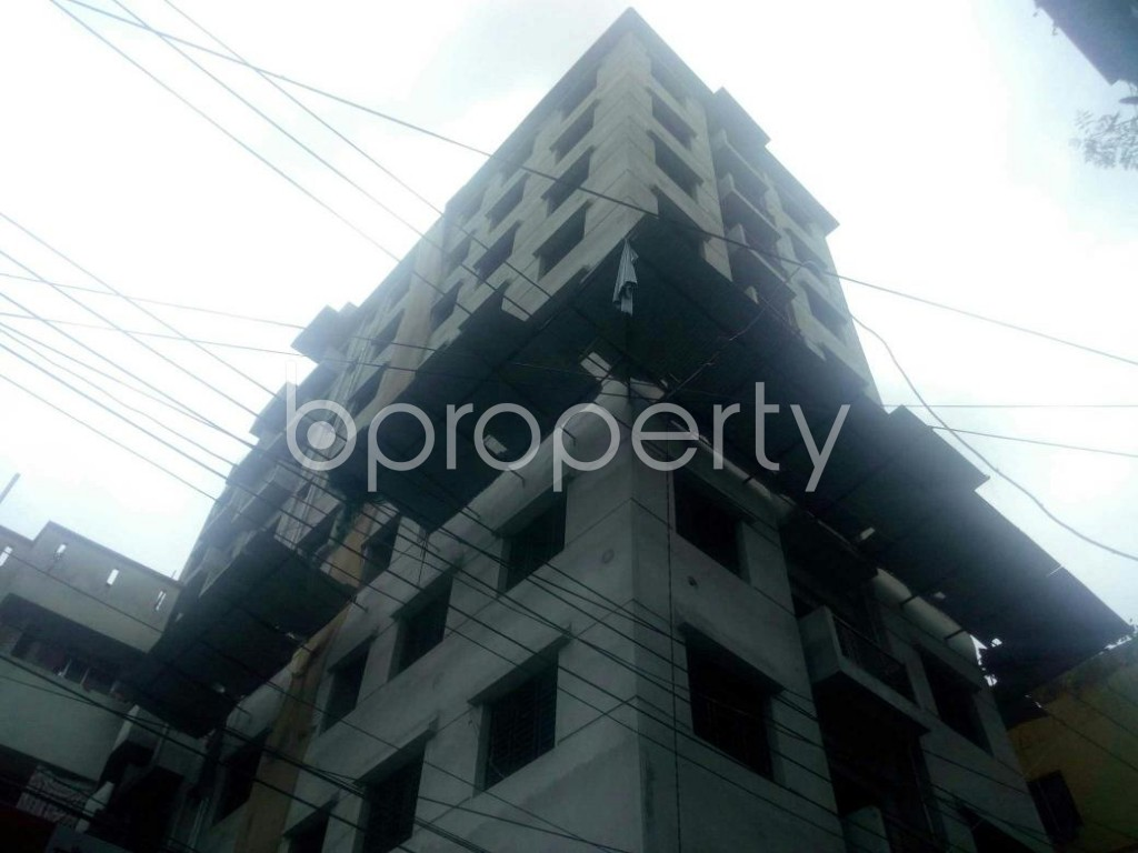 Outside view - 3 Bed Apartment for Sale in Rampura, Dhaka - 1914157