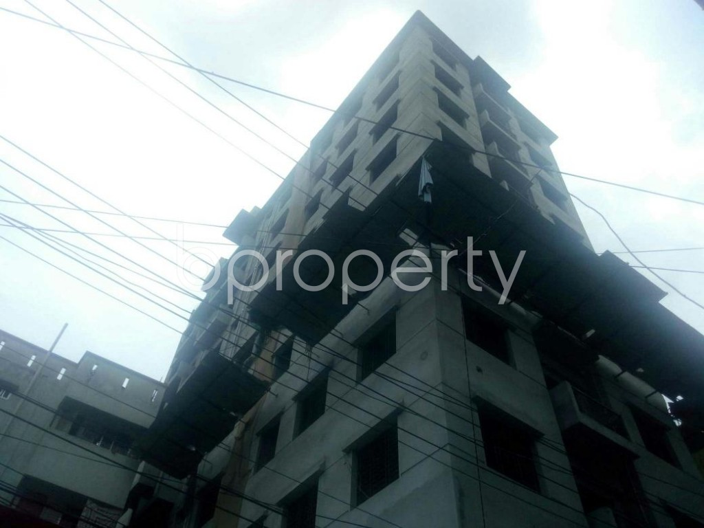 Outside view - 3 Bed Apartment for Sale in Rampura, Dhaka - 1914158