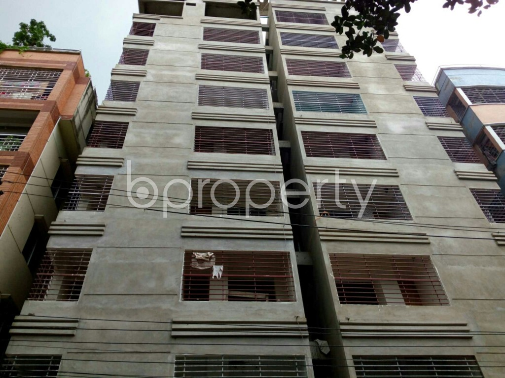 Outside view - 3 Bed Apartment for Sale in Bayazid, Chattogram - 1914182