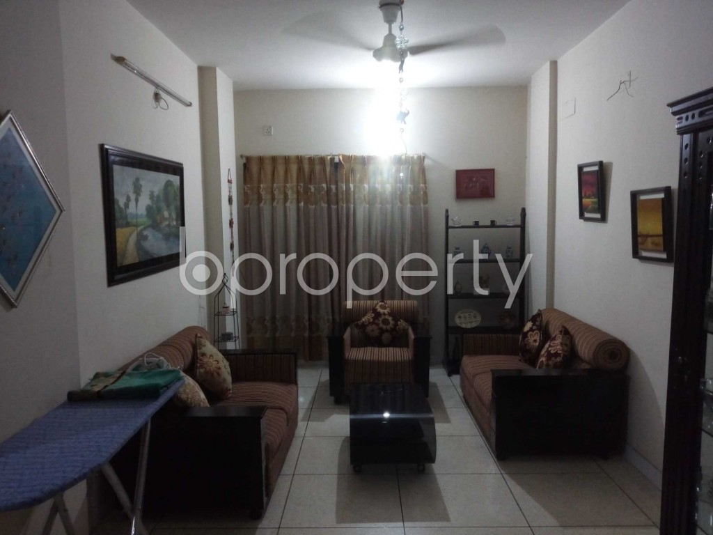 Empty Room - 2 Bed Apartment to Rent in Mohammadpur, Dhaka - 1914186