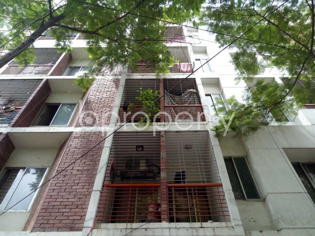 Front view - 3 Bed Apartment to Rent in Uttara, Dhaka - 1914198