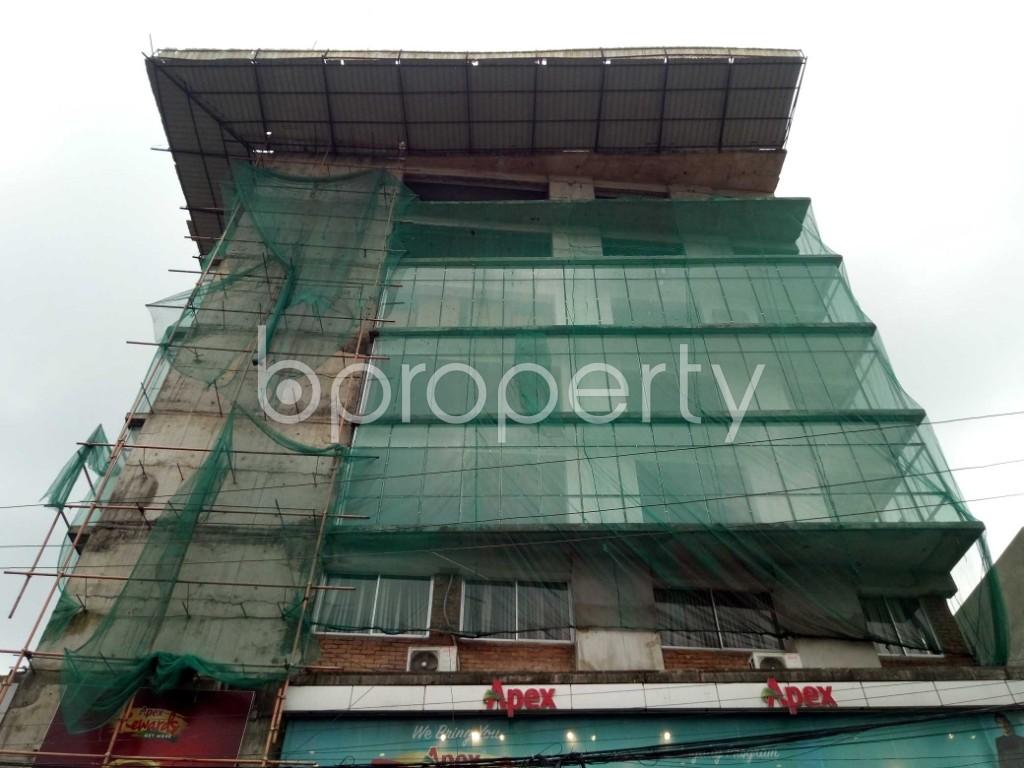 Front view - Floor for Sale in Uttara, Dhaka - 1914200