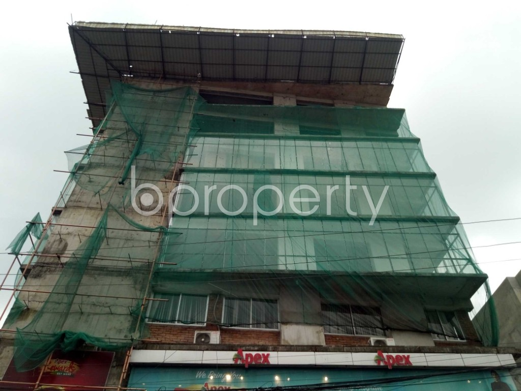 Front view - Floor for Sale in Uttara, Dhaka - 1914201