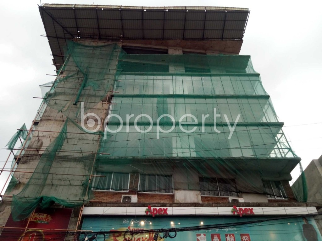 Front view - Floor for Sale in Uttara, Dhaka - 1914203