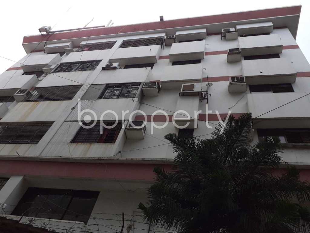 Front view - 3 Bed Apartment to Rent in Uttara, Dhaka - 1914287