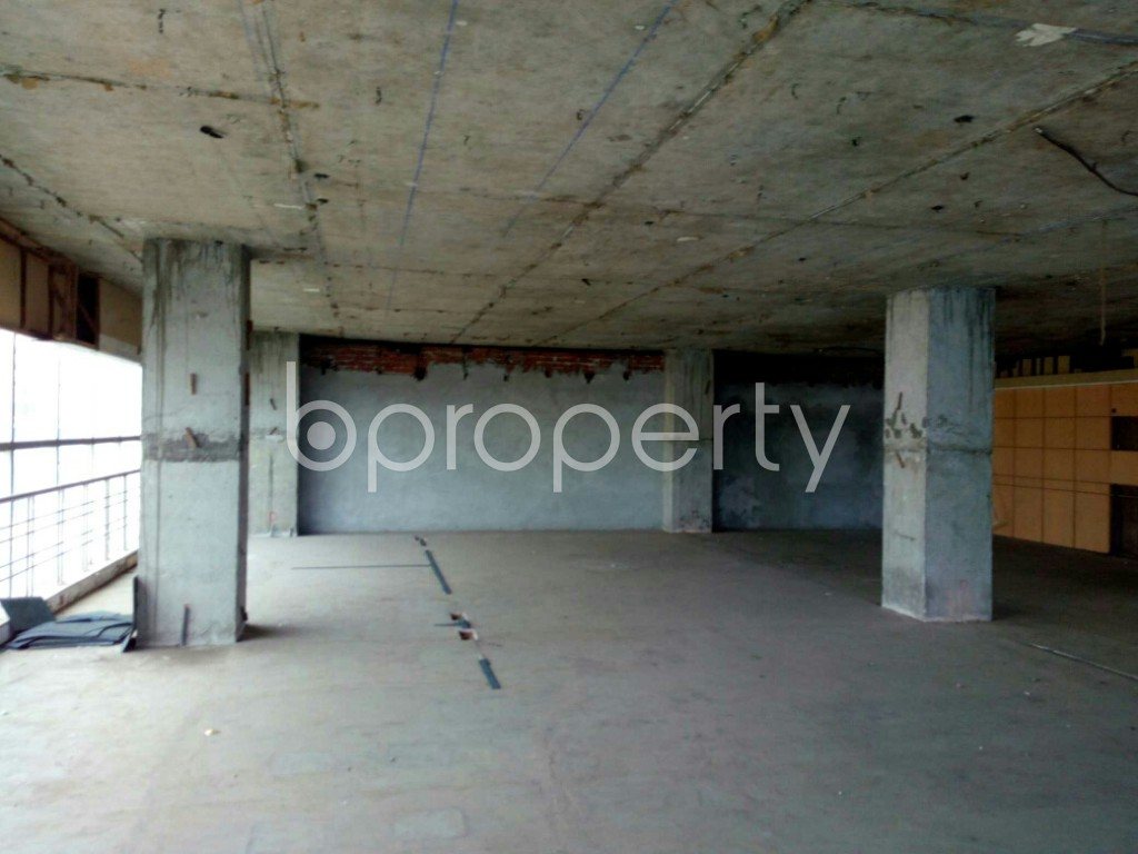Commercial inside - Office to Rent in Double Mooring, Chattogram - 1914352