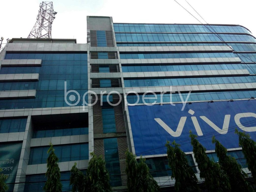 Front view - Office to Rent in Double Mooring, Chattogram - 1914364