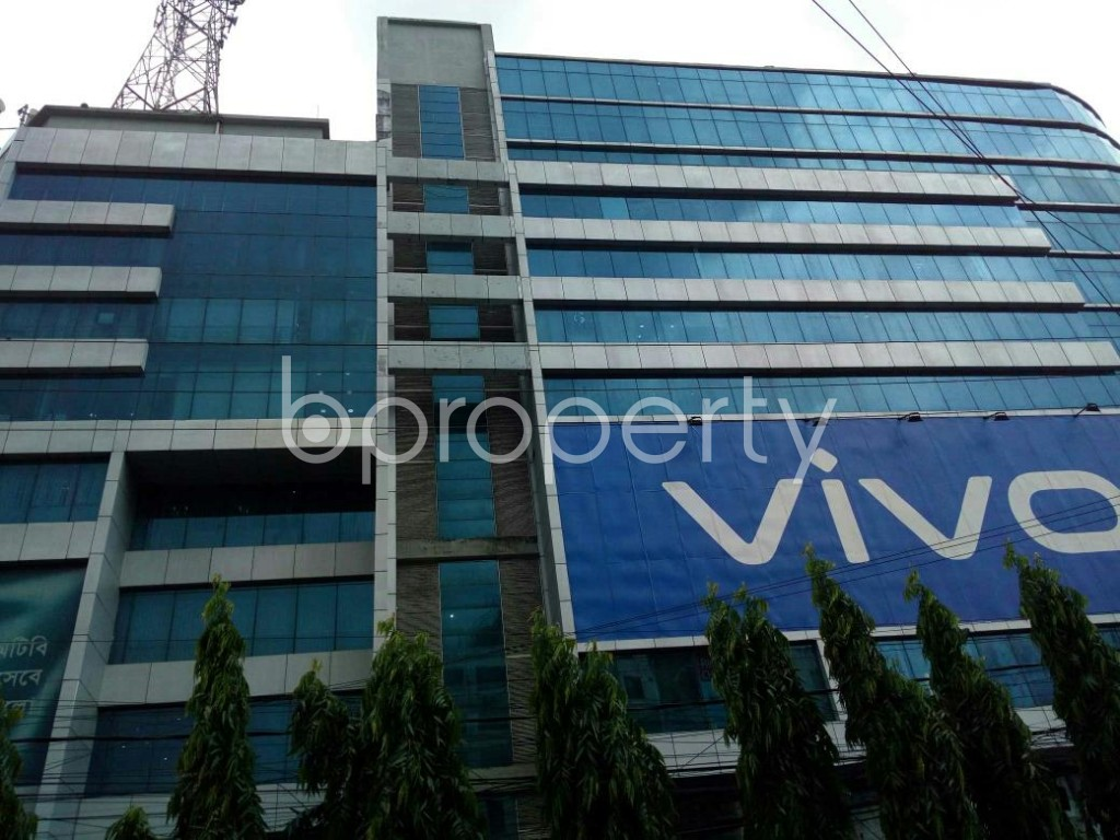 Front view - Office to Rent in Double Mooring, Chattogram - 1914366