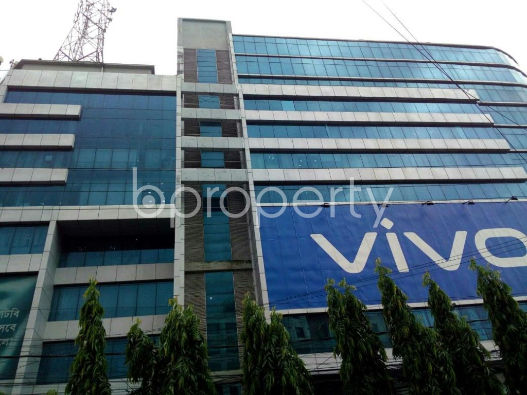 Front view - Office to Rent in Double Mooring, Chattogram - 1914370