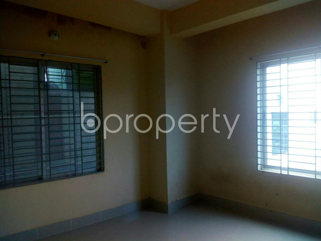 Bedroom - 2 Bed Apartment to Rent in 4 No Chandgaon Ward, Chattogram - 1914494