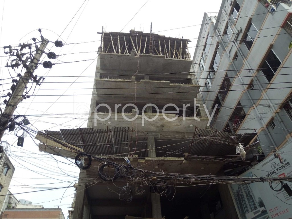 Outside view - 3 Bed Apartment for Sale in Badda, Dhaka - 1914532