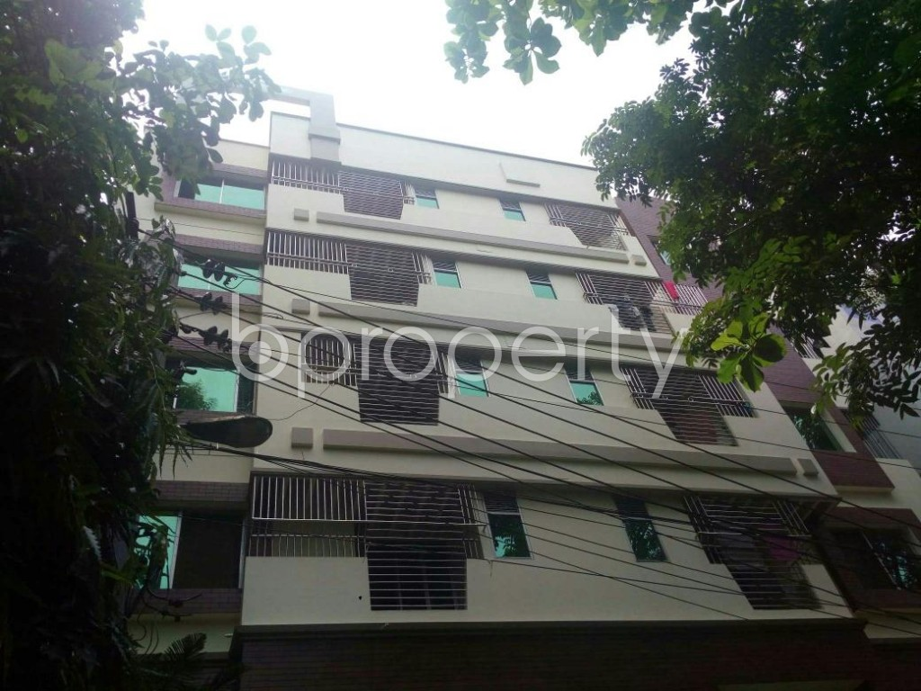 Front view - 3 Bed Apartment to Rent in Khulshi, Chattogram - 1914534