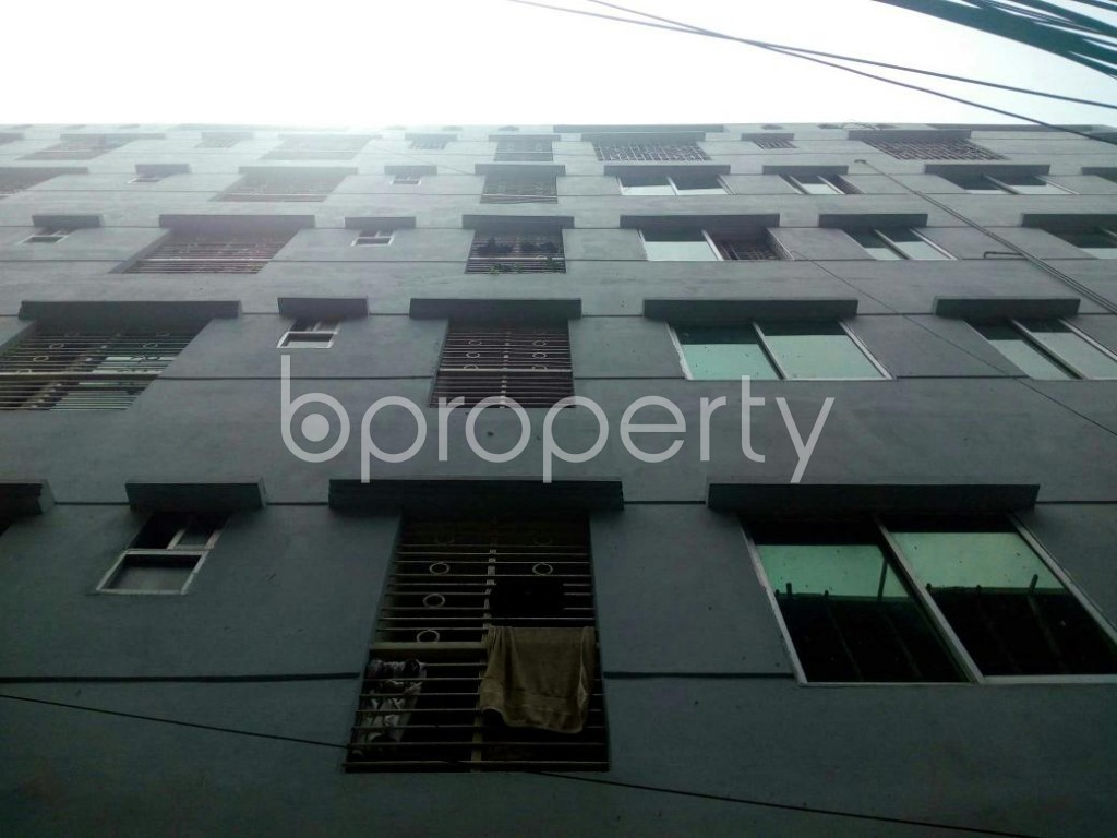 Front view - 3 Bed Apartment to Rent in Khulshi, Chattogram - 1914536