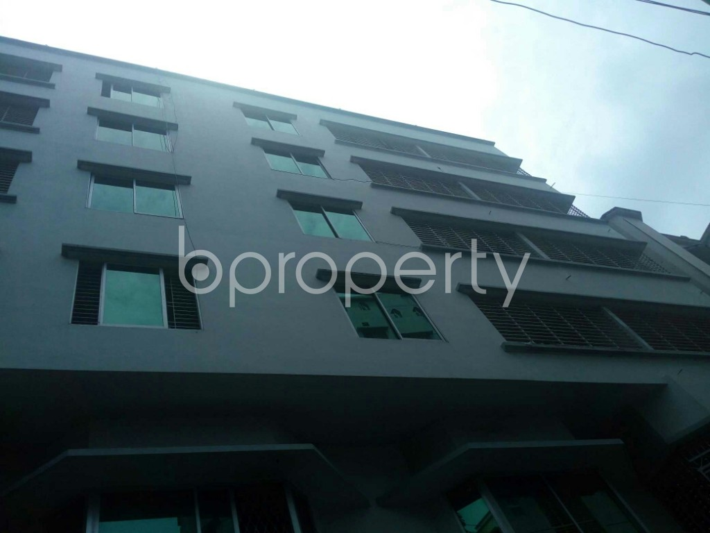 Outside view - 2 Bed Apartment to Rent in Khulshi, Chattogram - 1914540