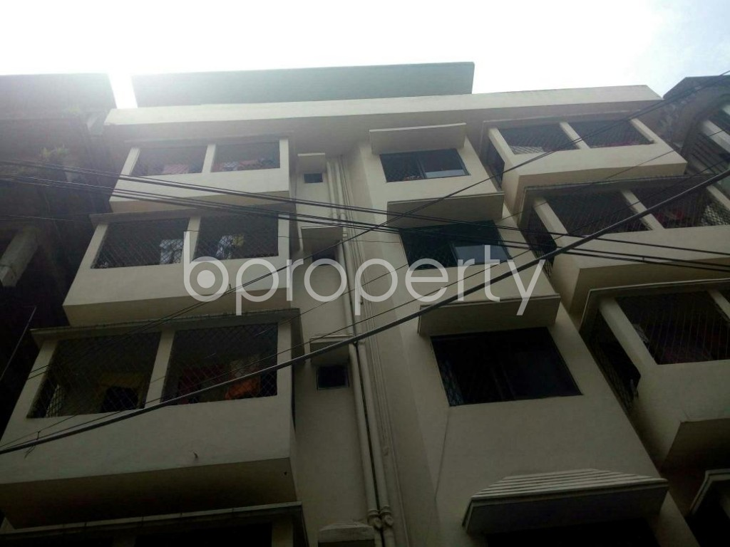 Front view - 3 Bed Apartment to Rent in Khulshi, Chattogram - 1914544