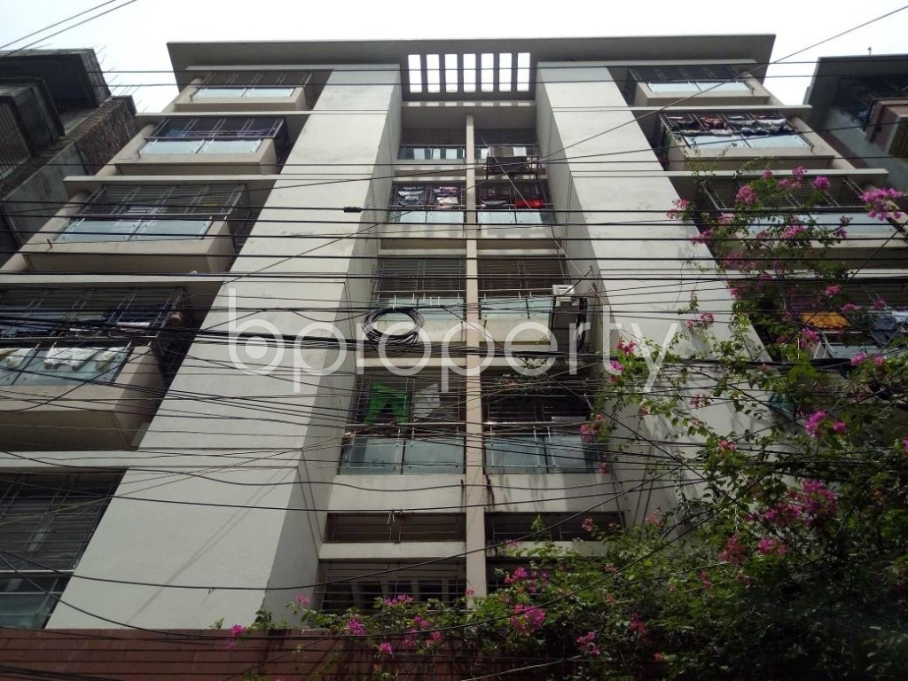 Front view - 3 Bed Apartment to Rent in Uttara, Dhaka - 1914546