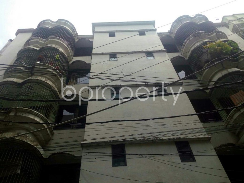 Front view - 3 Bed Apartment to Rent in Khulshi, Chattogram - 1914547