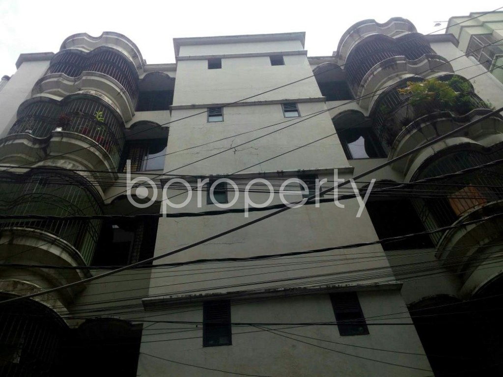 Front view - 3 Bed Apartment to Rent in Khulshi, Chattogram - 1914548