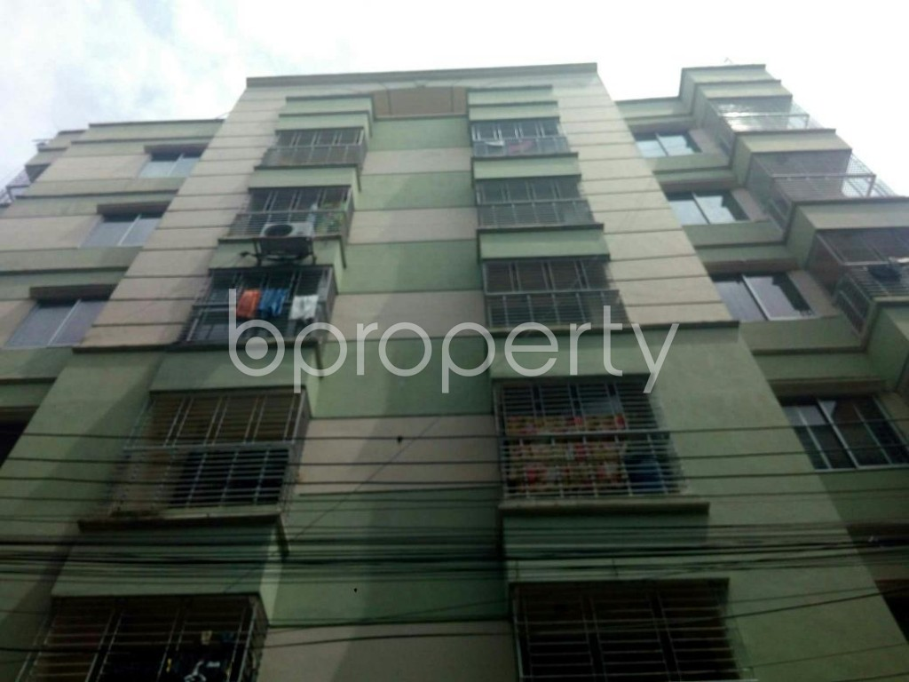 Front view - 3 Bed Apartment to Rent in Khulshi, Chattogram - 1914550