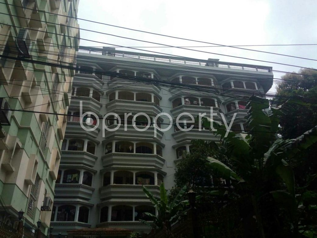 Front view - 4 Bed Apartment to Rent in South Khulsi, Chattogram - 1914551