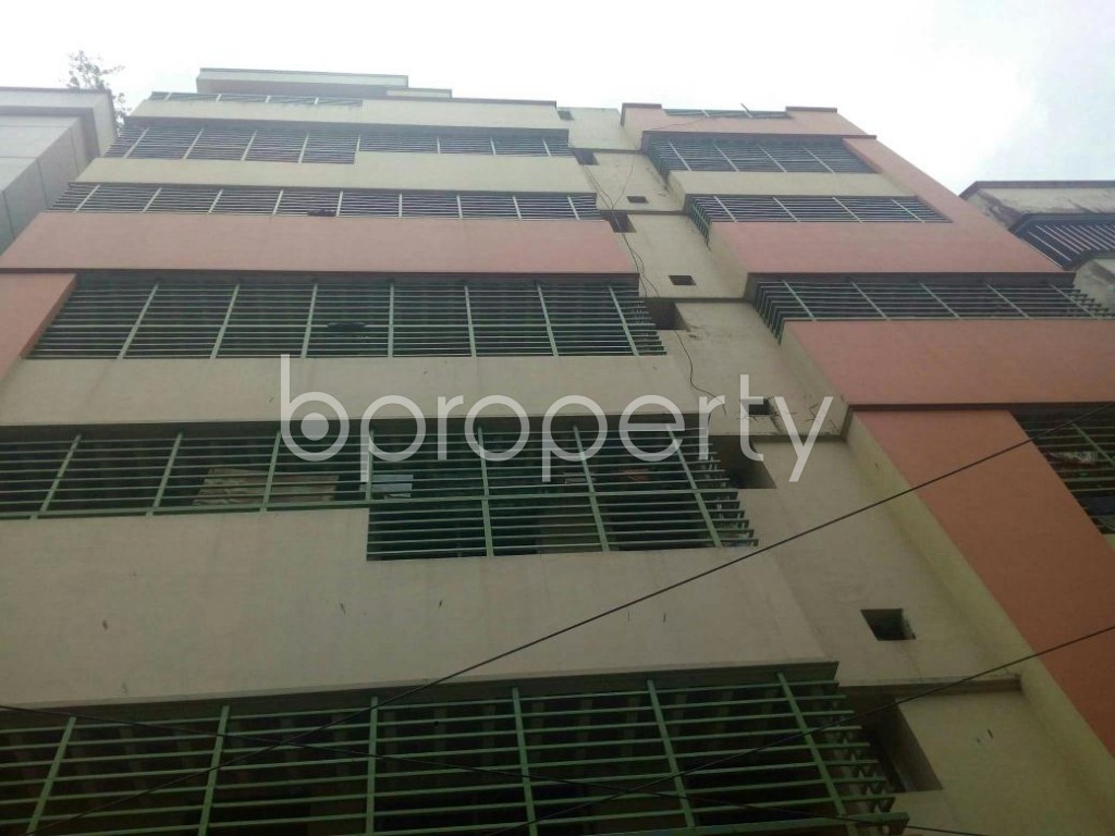 Front view - 3 Bed Apartment to Rent in Khulshi, Chattogram - 1914557