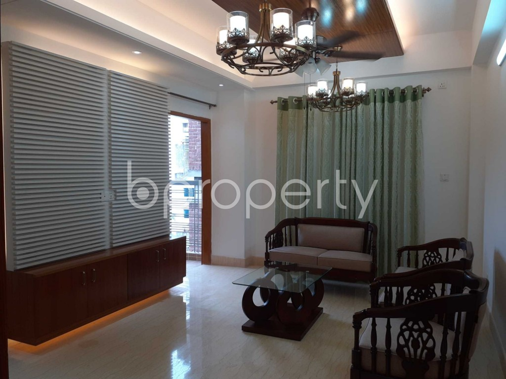 Dine/Dining - 3 Bed Apartment to Rent in Uttara, Dhaka - 1914564