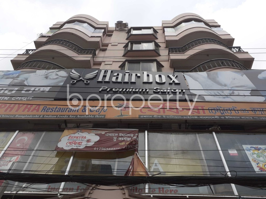 Front view - 3 Bed Office to Rent in Uttara, Dhaka - 1914571