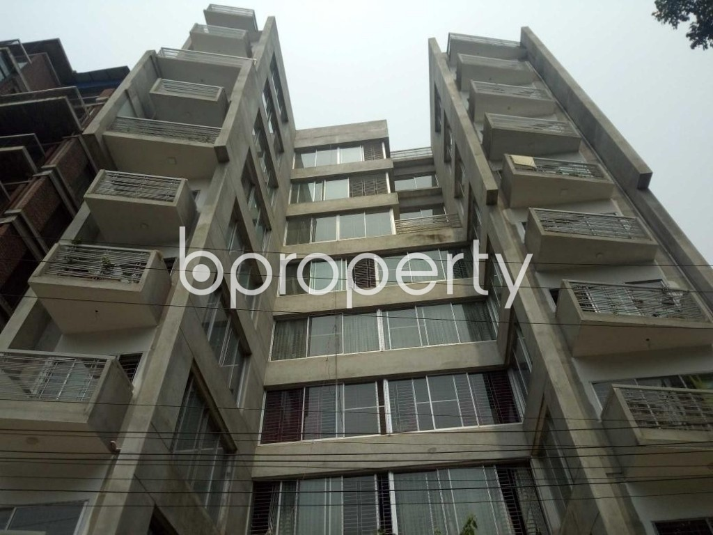 Front view - 3 Bed Apartment to Rent in Uttara, Dhaka - 1914565