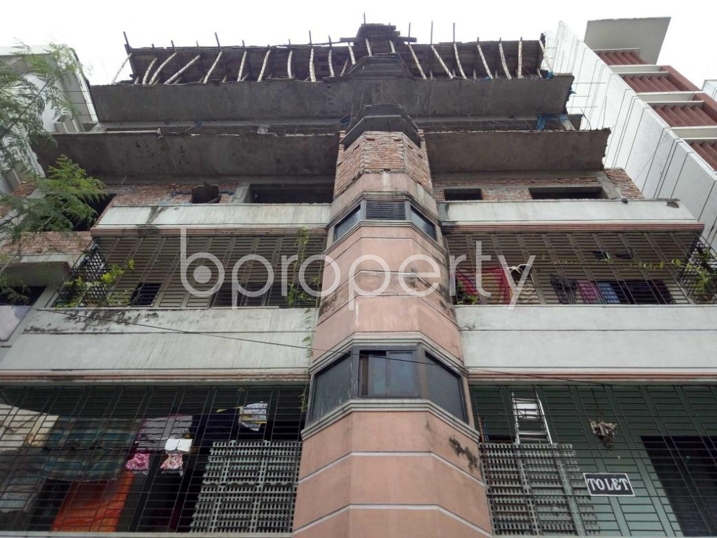 Front view - 3 Bed Apartment to Rent in Uttara, Dhaka - 1914661