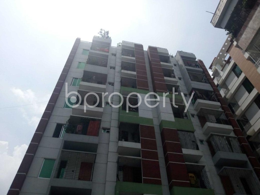 Front view - 3 Bed Apartment to Rent in Uttara, Dhaka - 1914685