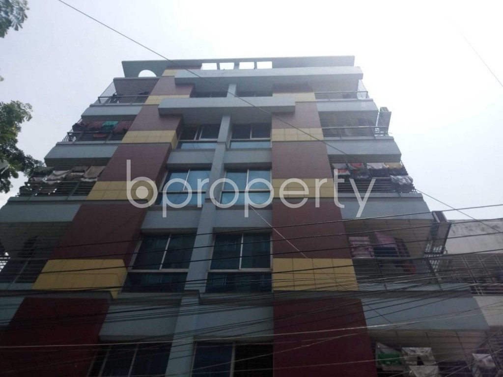Front view - 3 Bed Apartment to Rent in Uttara, Dhaka - 1914687