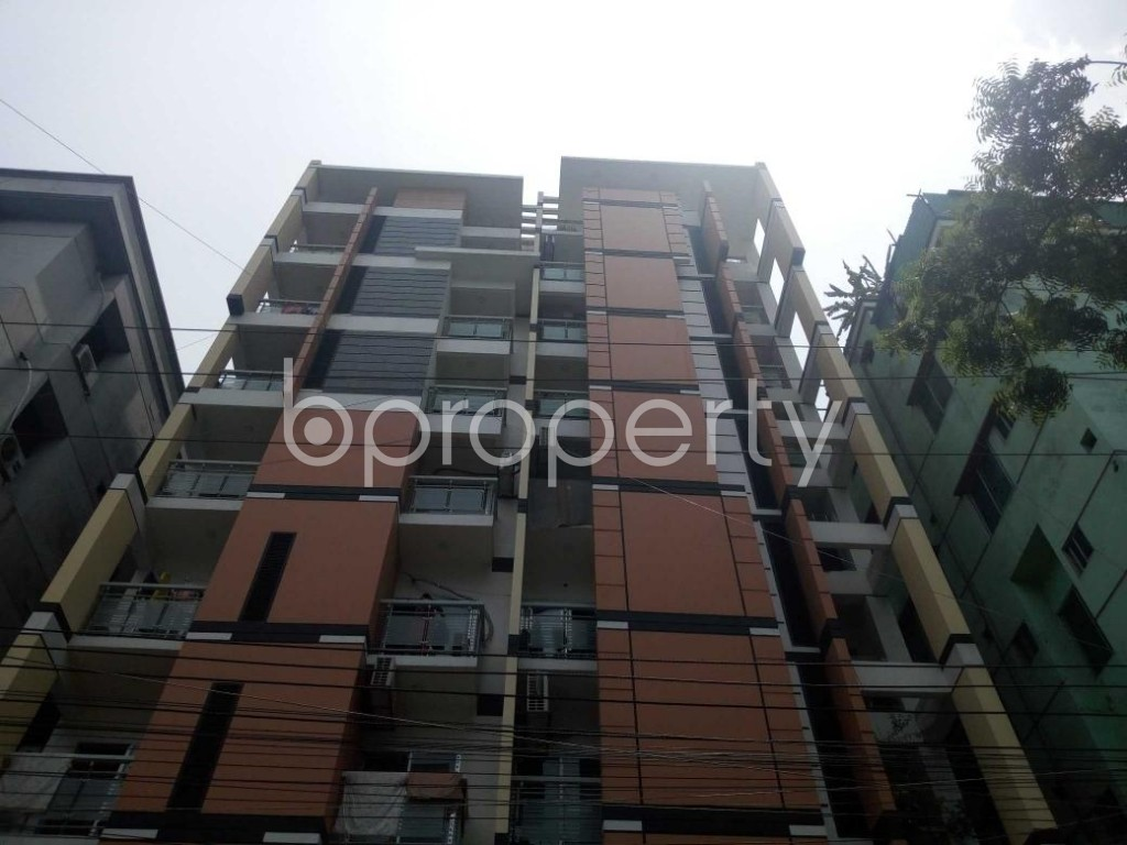 Front view - 3 Bed Apartment to Rent in Uttara, Dhaka - 1914689