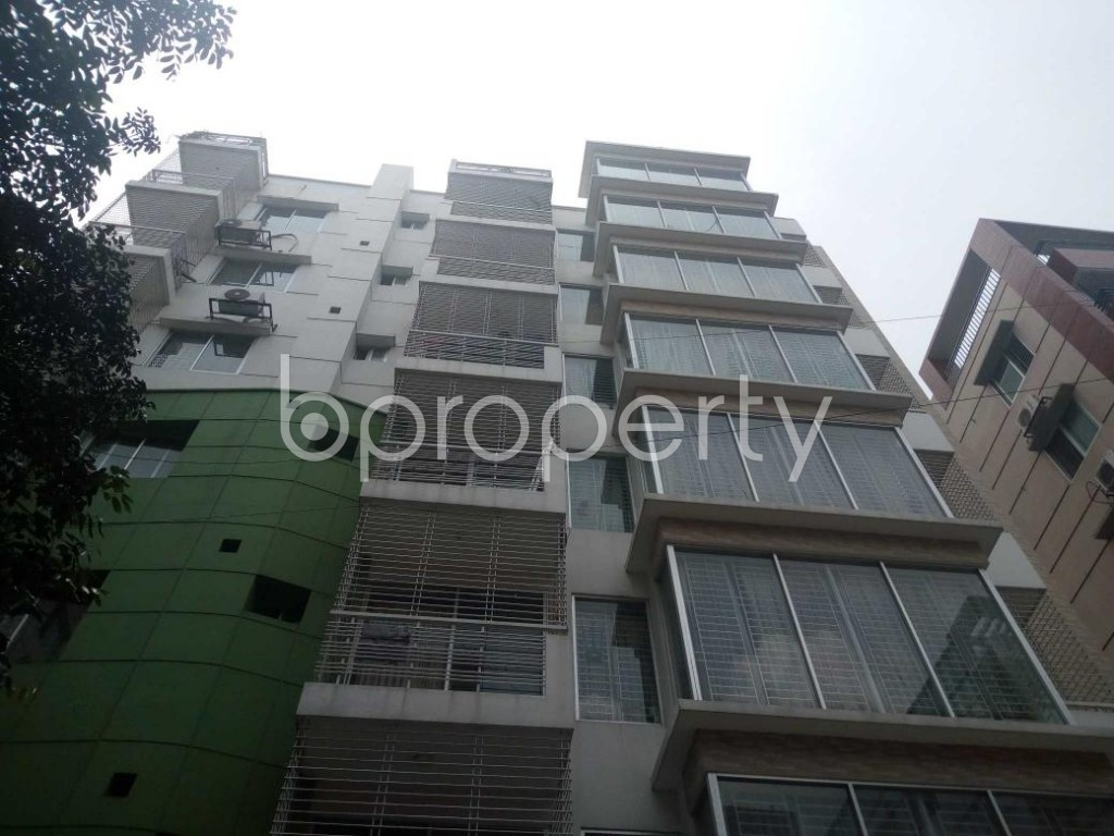 Front view - 3 Bed Apartment to Rent in Uttara, Dhaka - 1914690