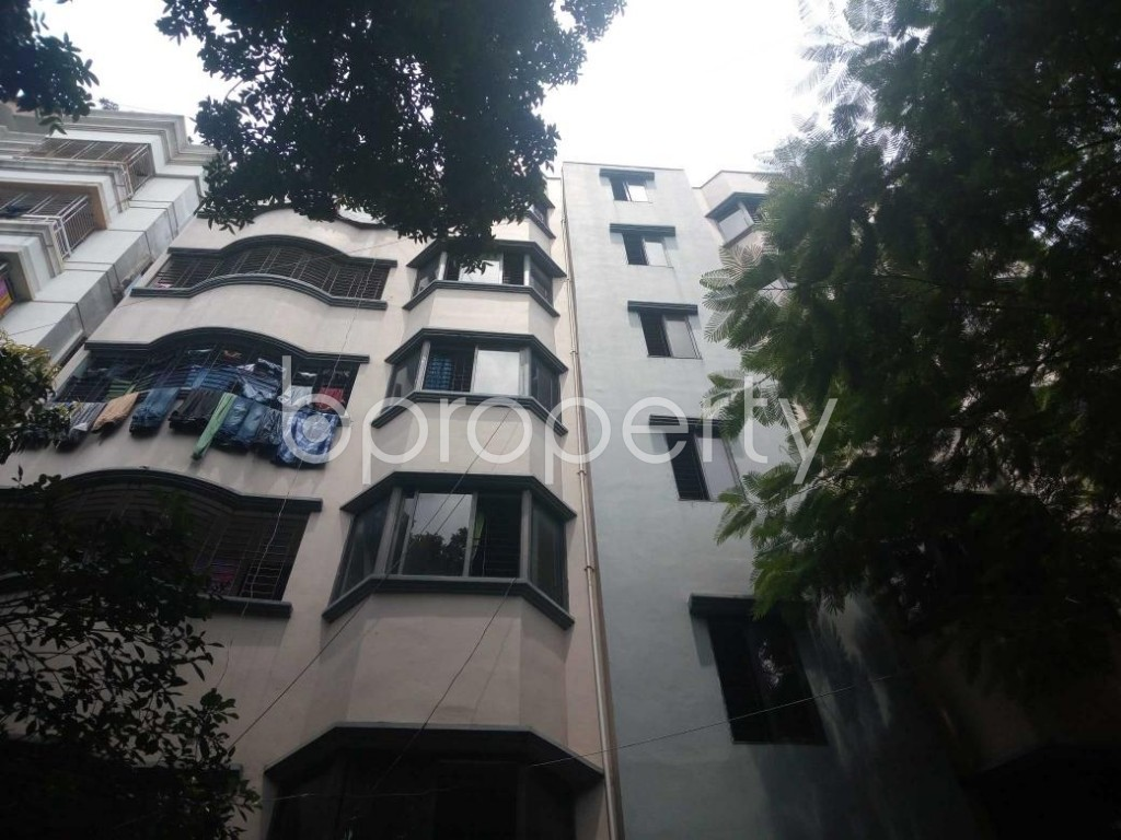 Front view - 3 Bed Apartment to Rent in Uttara, Dhaka - 1914695