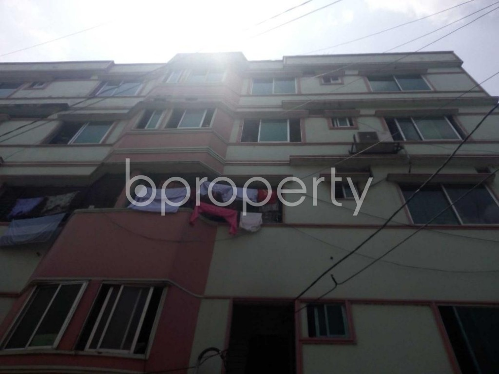 Front view - 3 Bed Apartment to Rent in Uttara, Dhaka - 1914697