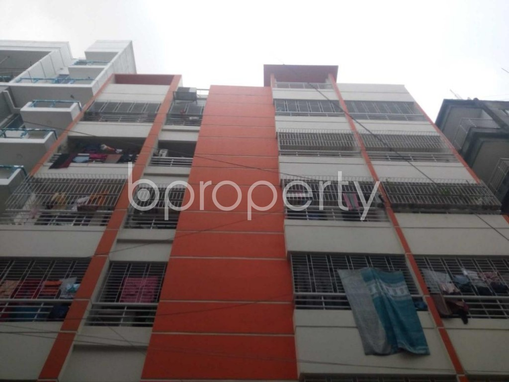Front view - 2 Bed Apartment to Rent in Uttara, Dhaka - 1914699
