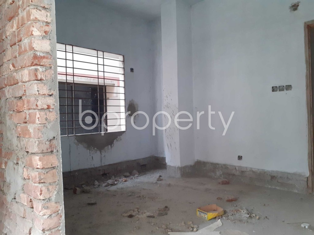 Bedroom - 2 Bed Apartment for Sale in Mohammadpur, Dhaka - 1914761