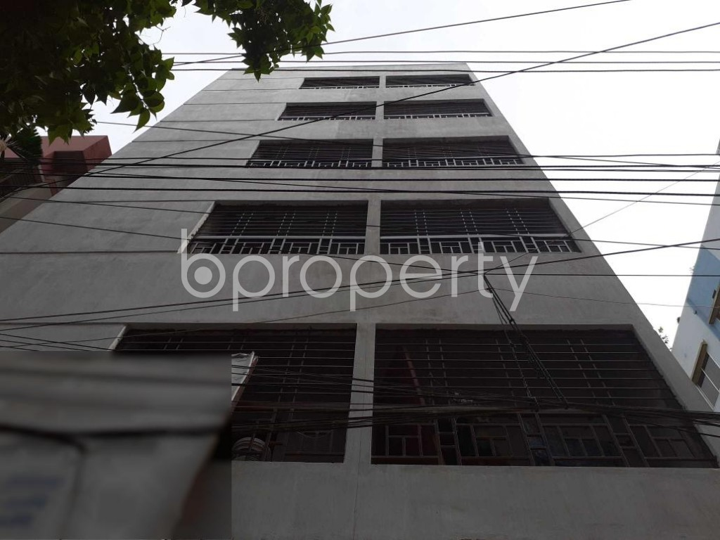 Front view - 2 Bed Apartment for Sale in Mohammadpur, Dhaka - 1914762